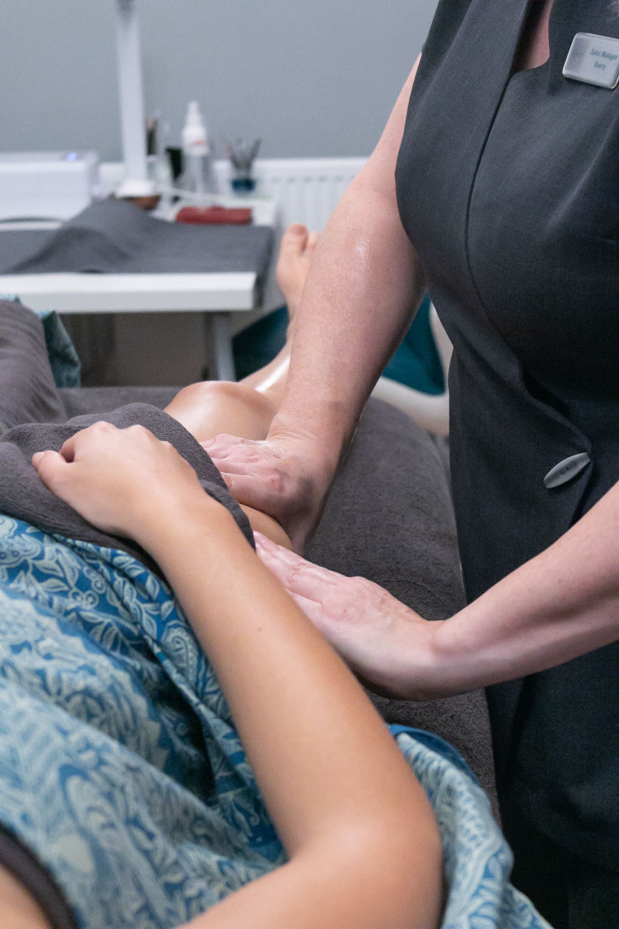 Mother to Be Full Body Massage