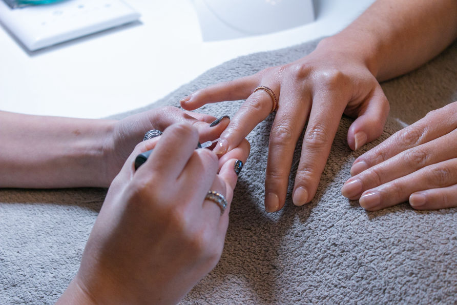 Shellac Removal, File and Reapplication